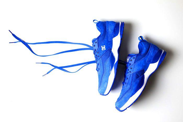 Dc Shoes E Tribeka Blue 1 Sneaker Freaker
