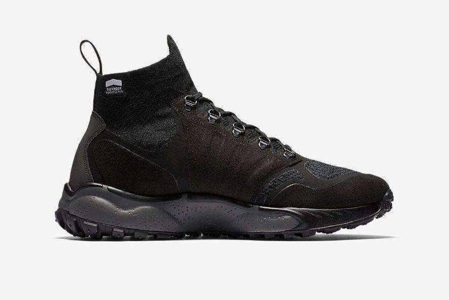Nike Talaria Flyknit Black 3