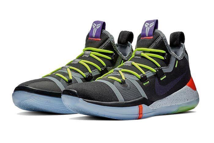 Nike Kobe Ad Volt Infrared 2