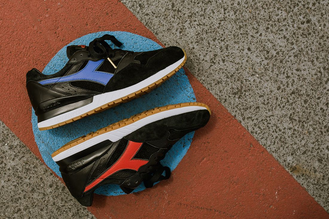 Packer X Diadora Intrepid From Seoul To Rio20