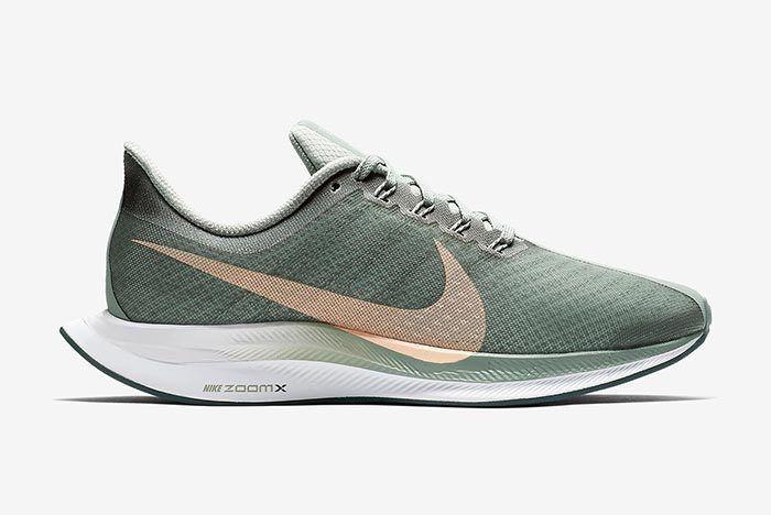Nike Zoom Pegasus 35 Turbo Aj4115 300 Mica Green 6