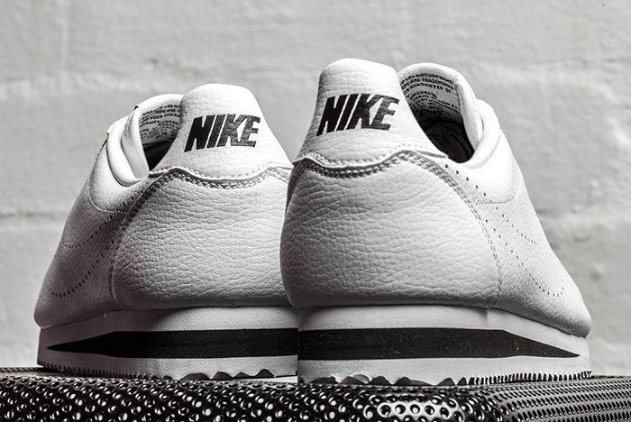 Nike Cortex Classic Leather White 2