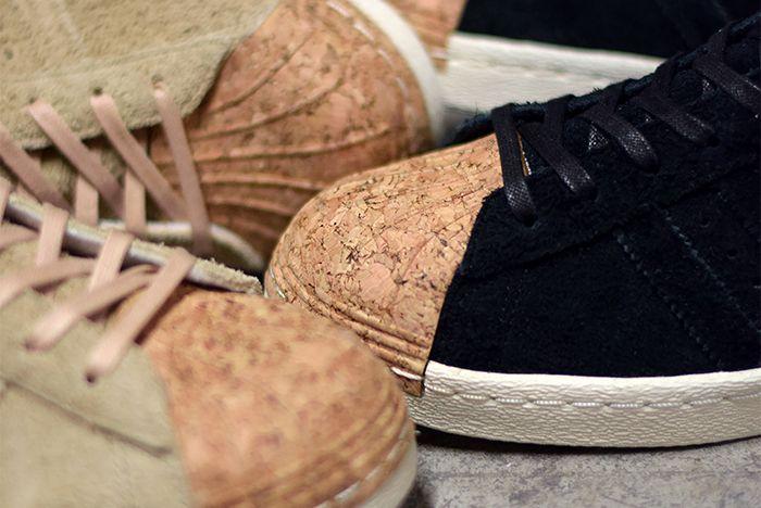 Adidas Superstar 80S Cork Pack2