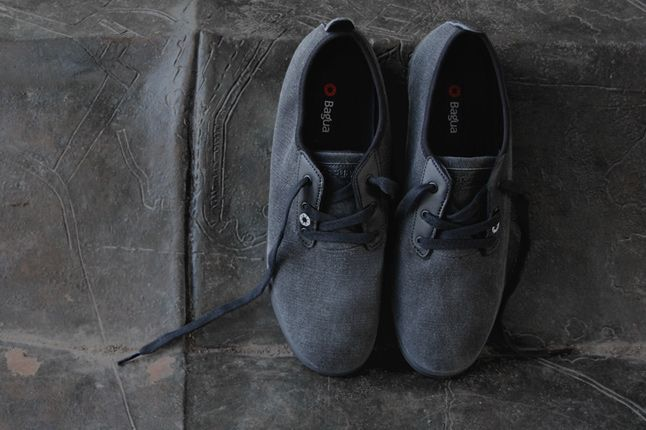 Krutno Washed Cvs Black 1