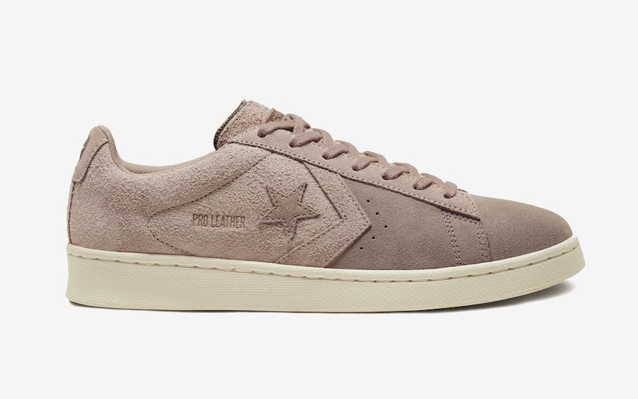 Converse Pro Leather Ox Lily Pad Right