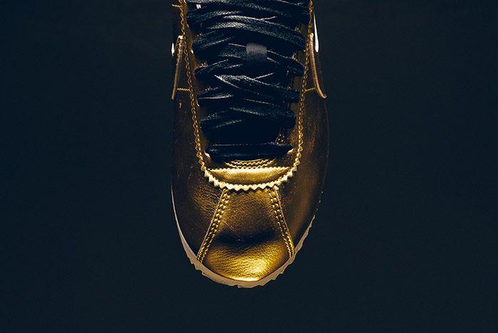 Nike Classic Cortez Metallic Gold 5