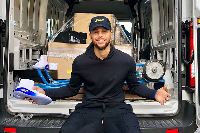 Underarmour Curry 4 Giveaway Sneaker Freaker