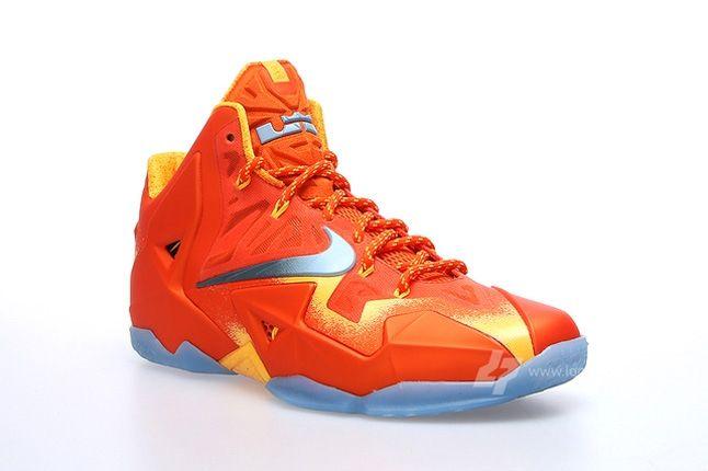 Nike Lebron Xi Preheat 10