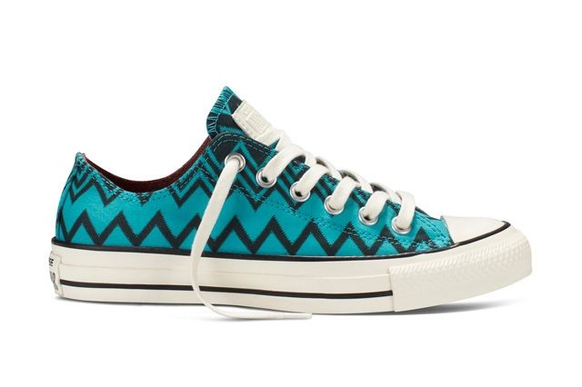 Missoni Converse Fall 2014 Ct As Collection 5