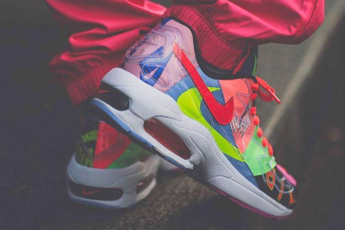 Nike Air Max 2 Light Atmos Heel