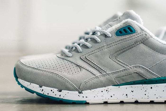 Casual Industrees Brooks Heritage Fusion Grey 1