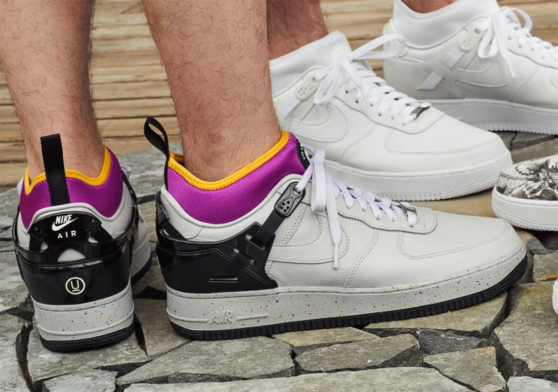 UNDERCOVER Nike Air Force 1 Air Revaderchi