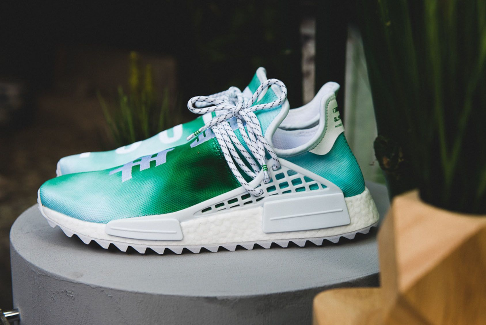 Pharrell Adidas Nmd Hu China Exclusive 6 Sneaker Freaker