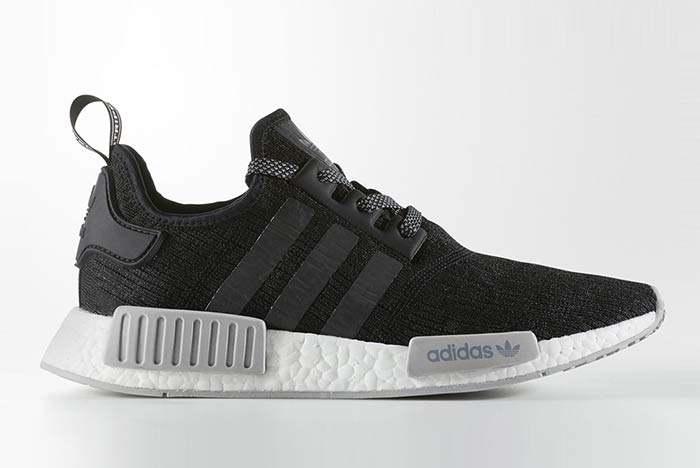 Adidas Nmd R1 Blackgrey 2