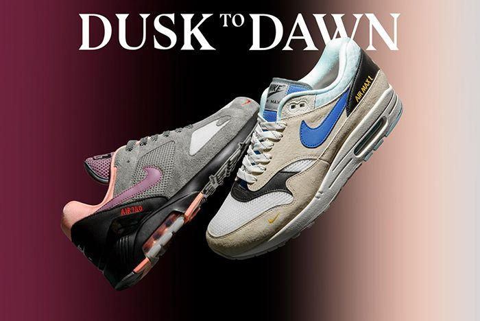 Size Nike Air Max 1 180 Dusk Dawn Pack 1