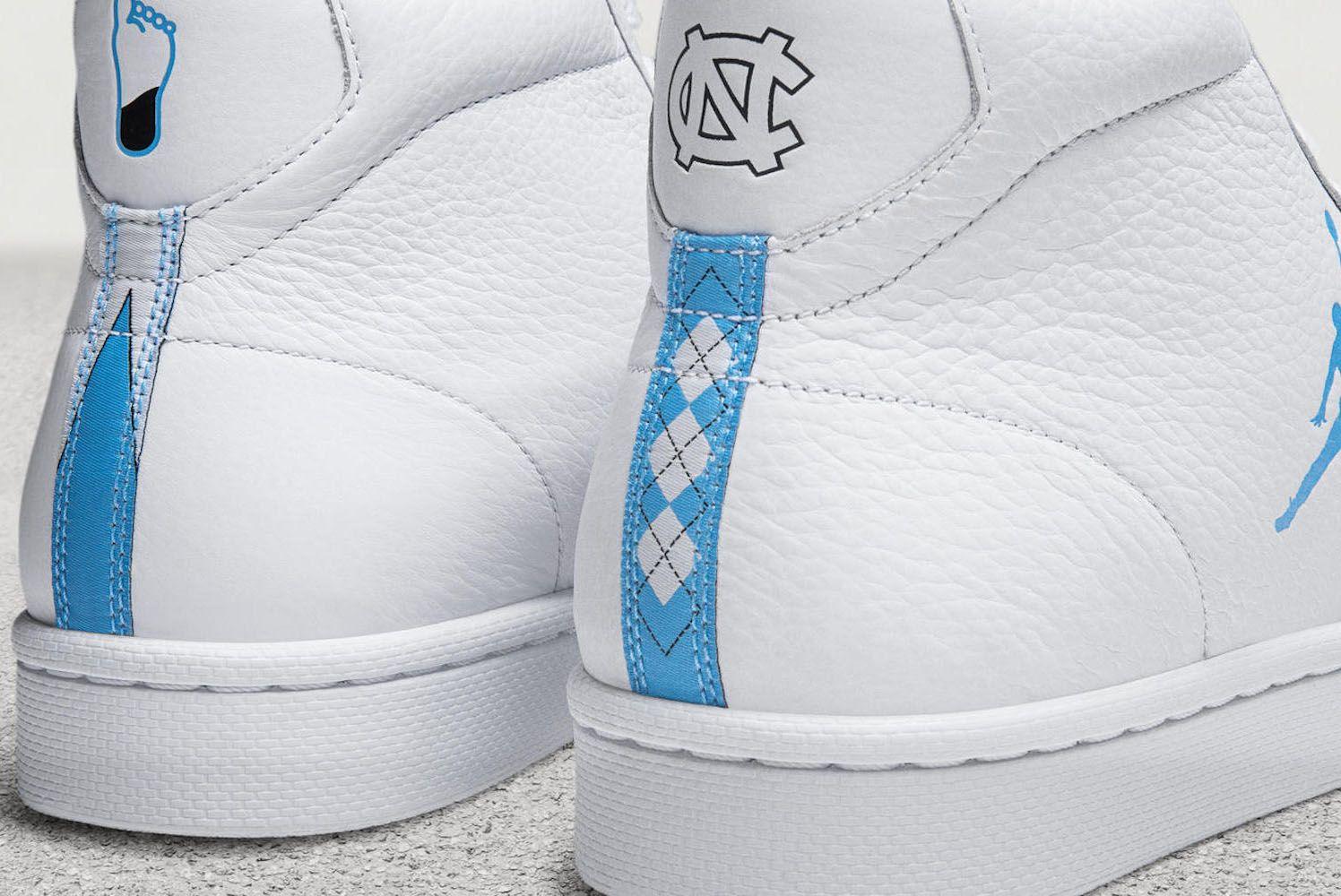 Converse Pro Leather Birth Of Michael Jordan 01 Sneaker Freaker