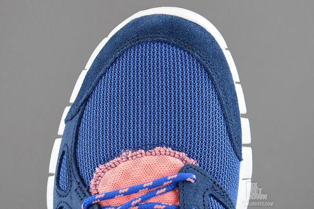Nike Free Run 2 Brave Blue Atomic Pink 1