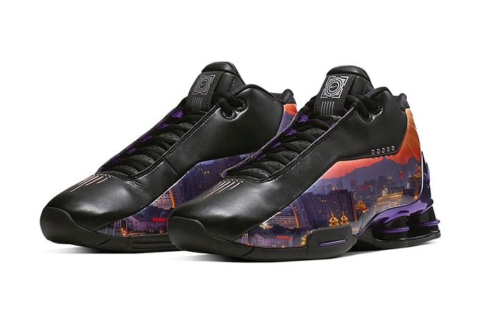 Nike Shox Bb4 China Hoop Dreams Release Date Pair