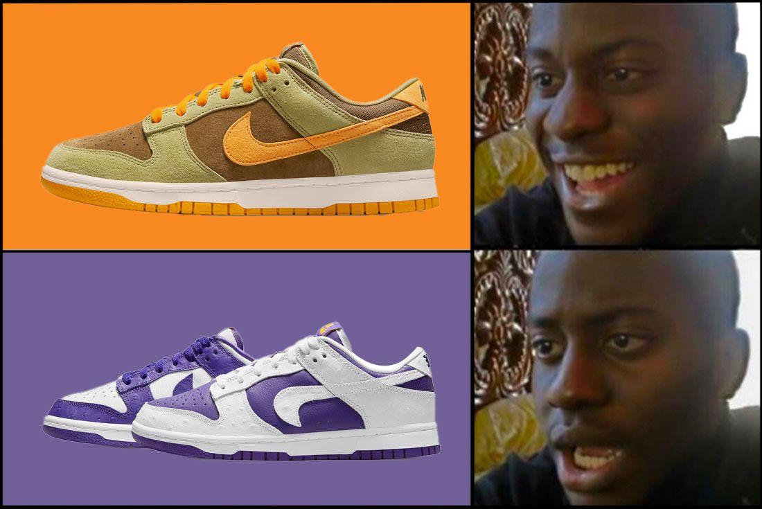 Nike Dunk Best Worst Header