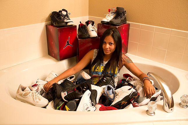 Ericka Female Air Jordan Collector 1 1