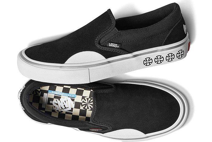 Vans Independent Slip On Sneaker Freaker