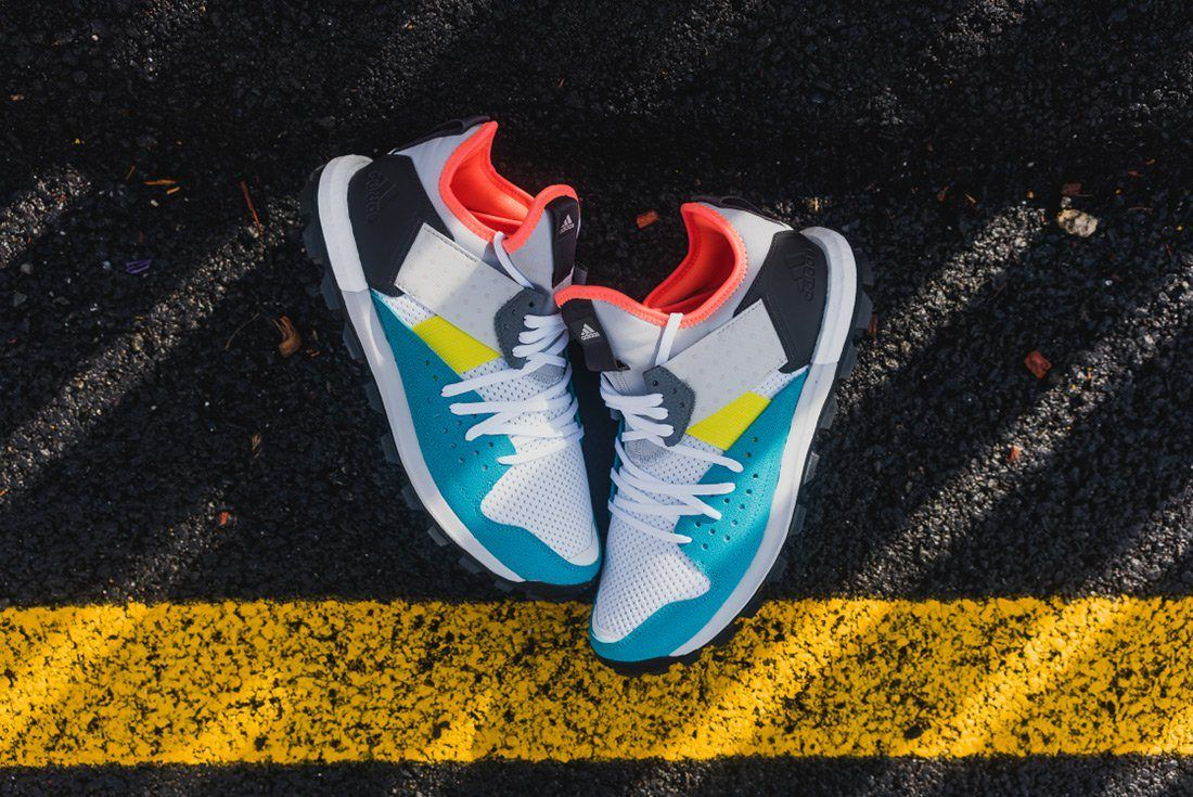 Kolor X Adidas Ss17 Response Tr Pack4