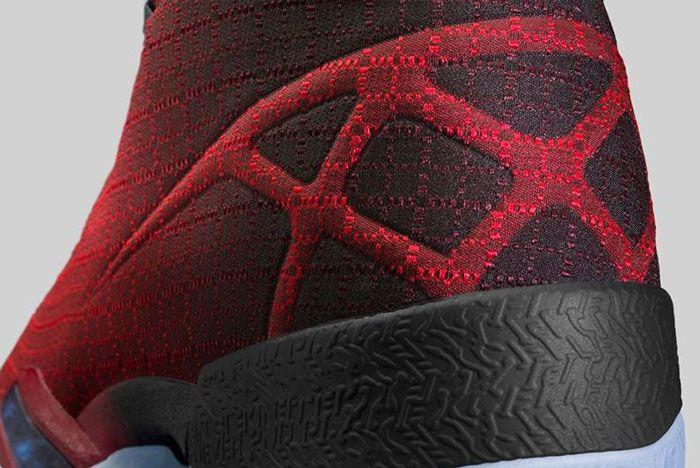 Air Jordan Xxx Gym Red 3