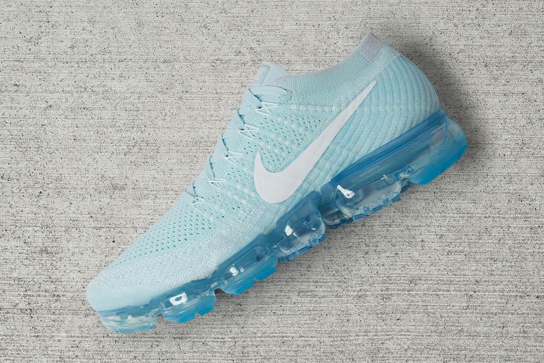 Nike Air Vapormax Glacier Blue 1