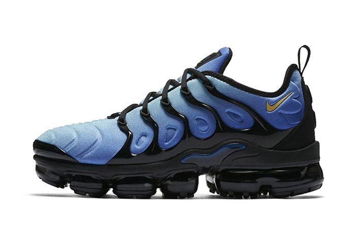 Nike Vaormax Plus Hyper Blue 1
