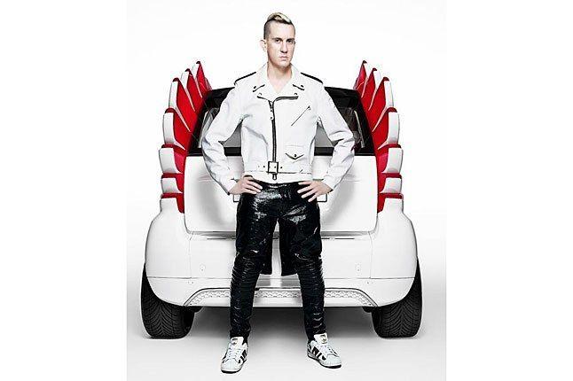 Smart Car Its Jeremy Scott 1