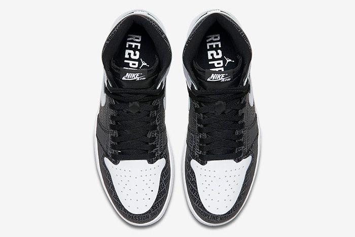 Derek Jeter X Air Jordan 1 Re2 Pect Sneaker Freaker 4