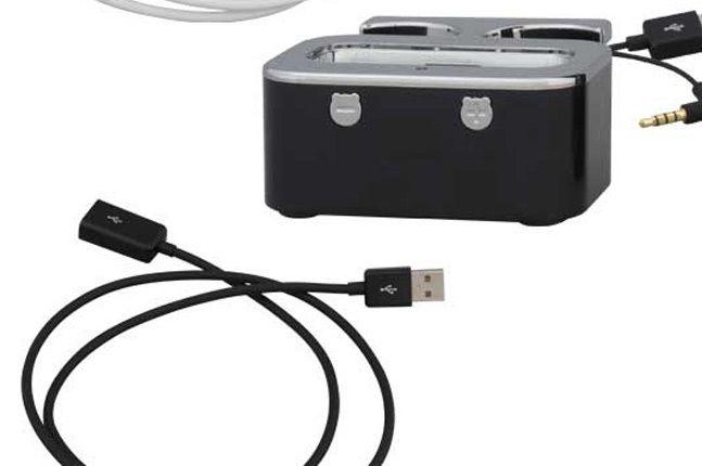 Bearbrick Ipod Speaker 4 1