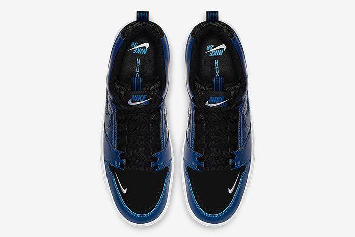 Nike Sb Air Force 2 Penny Royal Blue Foamposite 4