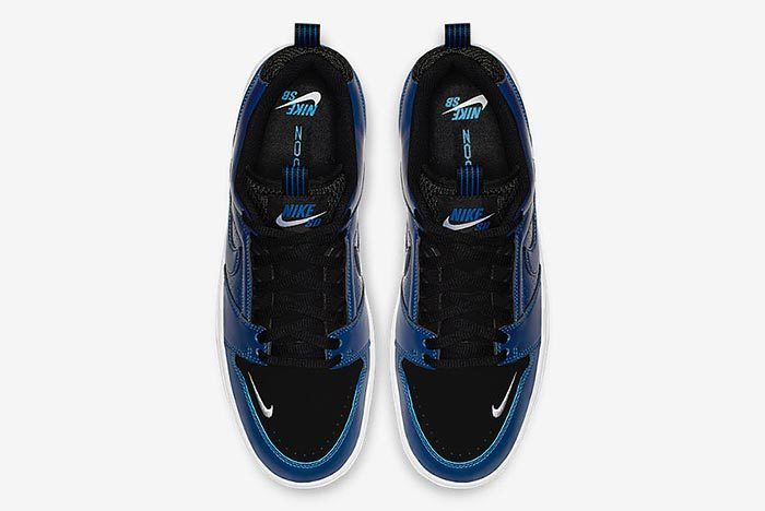 Nike Sb Air Force 2 Penny Royal Blue Foamposite 4