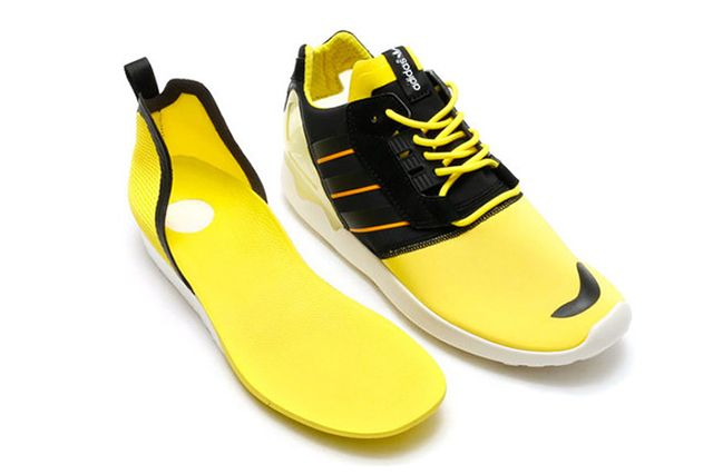 Adidas Zx 8000 Boost Bright Yellow 04