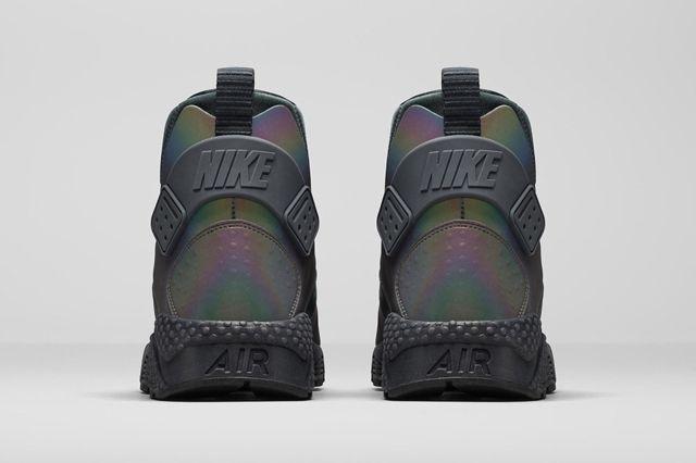 Nike Air Huarache Run Mid Iridescent 1