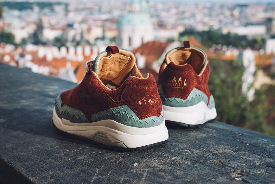 Kangaroos X Footshop The City Of A Hundred Spires Ultimate 3 Interview 10