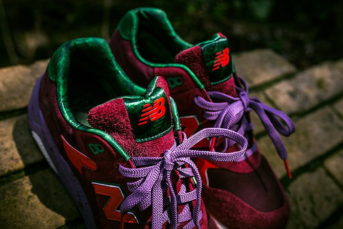 Packer X New Balance 580 1