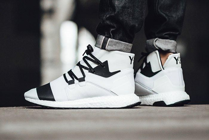 Adidas Y 3 Kozoko High White 1