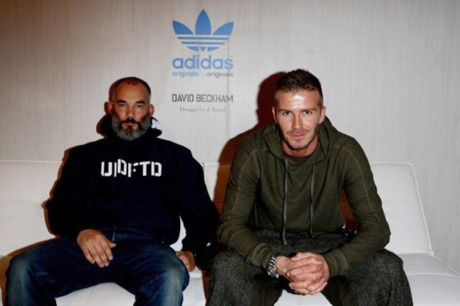 Adidas O By O David Beckham James Bond 10 Corso Como 1 2