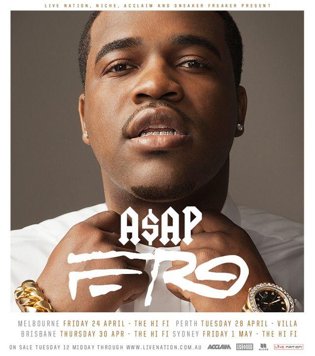 Poster Asap Ferg