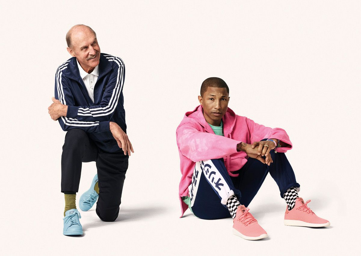 stan smith and pharrell williams adidas