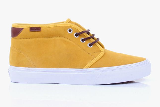 Vans 2012 Holiday Color Pop Pack Chukka 1