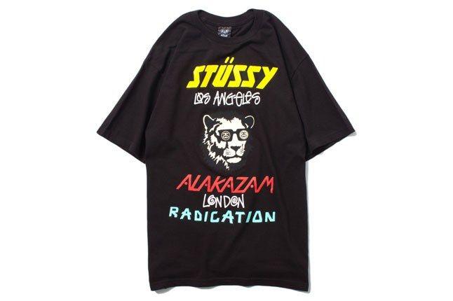 Alakazam London Stussy Tribe 1