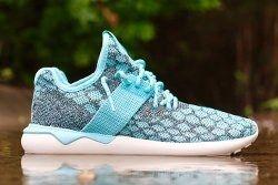 Adidas Tubular Runner Primeknit Blue Spice Thumb