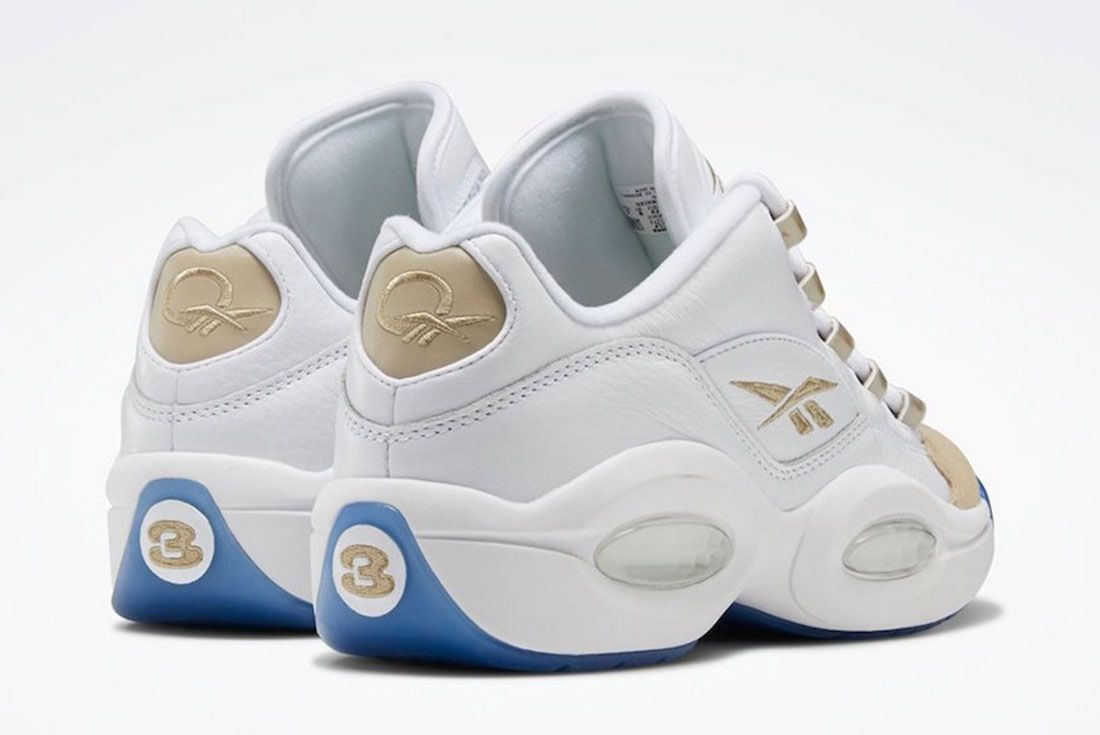 Reebok Question Low Oatmeal