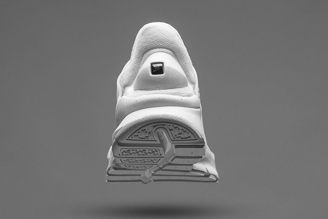 Nike Sock Dart Triple White 7