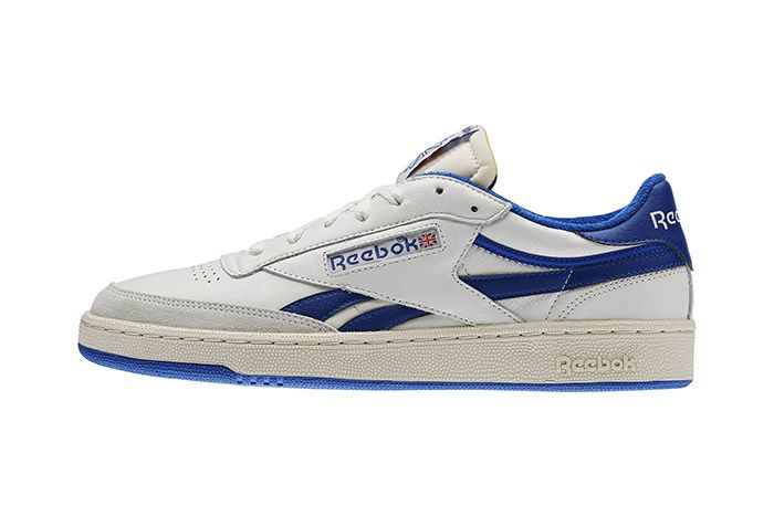Reebok Revenge Plus Blue 4