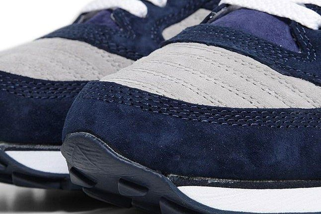 Saucony Jazz Navy Toe 1