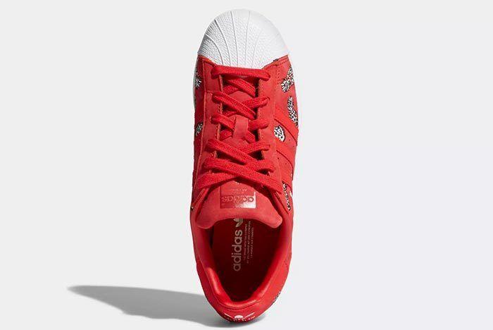 The Farm Company X Adidas Superstar 4